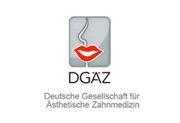 Logo - Deutsche Gesellschaft für Ästhetische Zahnmedizin