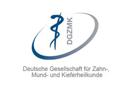 Logo - Deutsche Gesellschaft für Zahn-, Mund- und Kieferheilkunde